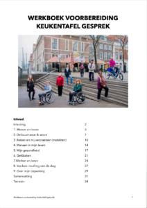 Afbeelding Keukentafelbrochure pdf zwartwit - linkt naar pdf